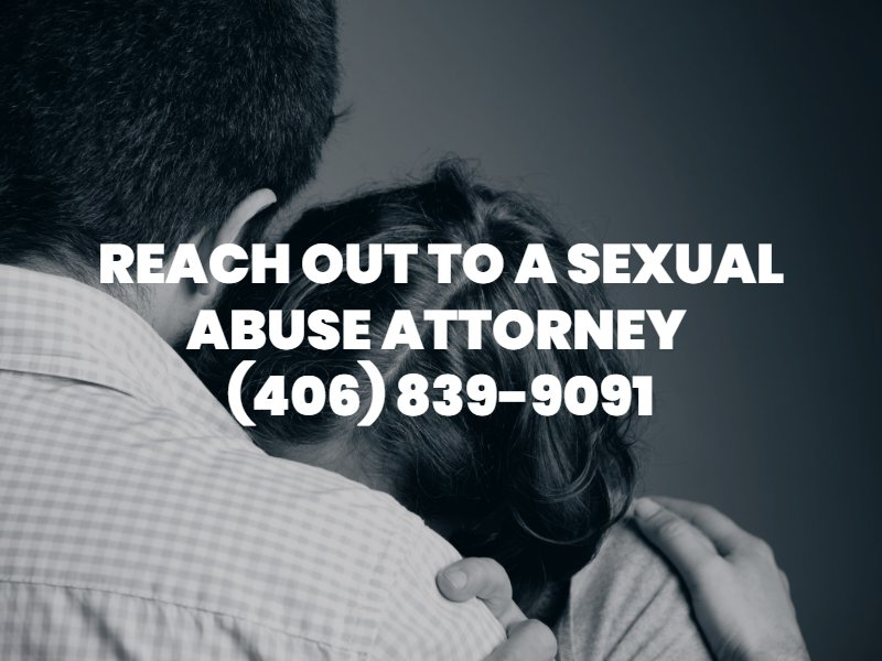 women crying sexual abuse attorney montana