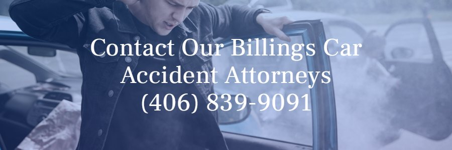 Billings auto accident attorneys