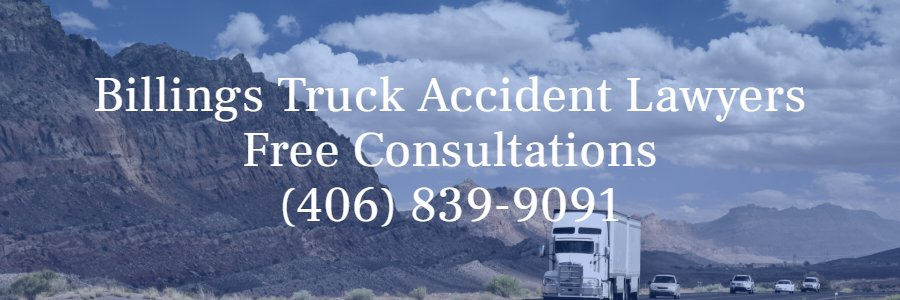 truck accident lawyers Billings MT